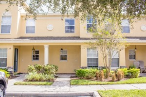 2 Bedroom Valrico Townhome